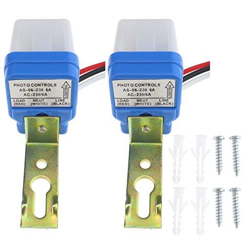 230V Garden Lights in US - 5