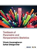img - for Textbook of Parametric and Nonparametric Statistics by Vimala Veeraraghavan (2016-07-20) book / textbook / text book