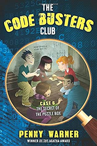 book cover of The Secret of the Puzzle Box