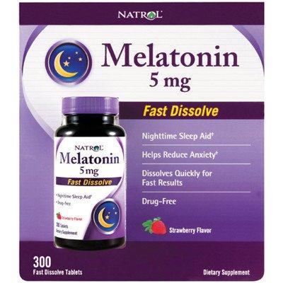 Natrol - Melatonin 5mg 300