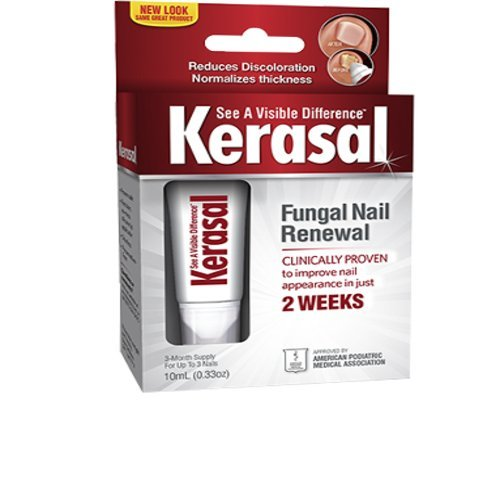 Kerasal Fungal Renewal Treatment Supply product image
