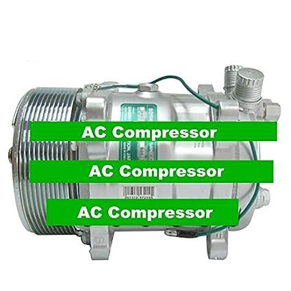 GOWE compresor de aire acondicionado para sd508 Sanden 508 estilo a/c compresor de aire