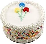 """9"""" Celebration Cake Fake Food"""
