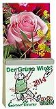 Gärtner Pötschkes Der Grüne Wink Tages-Gartenkalender 2014