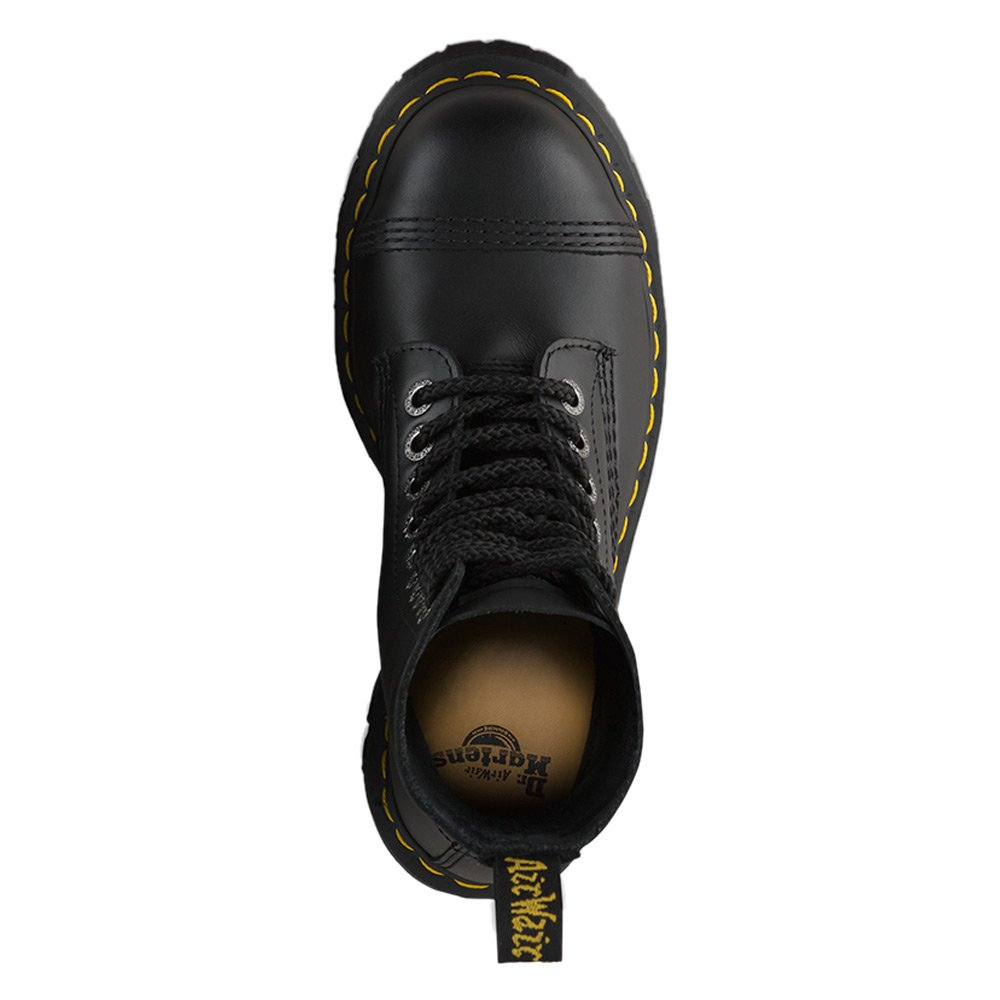 Dr. Martens Unisex 8761 BXB Boot 10-Eye Steel Cap Boot Black Fine Haircell Size UK 6 (8 M US Women) by Dr. Martens (Image #4)