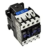 Direct Replacement for TELEMECANIQUE LC1-D25 AC Contactor LC1D25 LC1D2510-M6 220V Coil 3 Phase 3 Pole 25 Amp