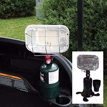 3G Portable Propane Heater for Golf Carts