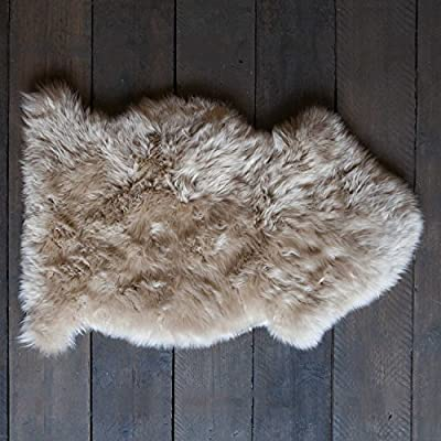 The Wool Company Honey Colour Sheepskin