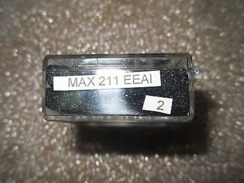 1 Lot Of 2 Nib Maxim Max211Eeai Ic Rs232 Transceivers (K1-2) by Maxim