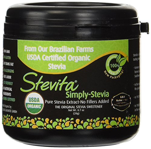 Stevita Powder Simply Stevia, 0.7 oz