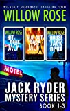 Jack Ryder Mystery Series: Book 1-3