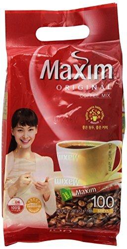 Maxim Original Korean Coffee - 100pks
