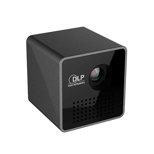 Mini proyector, Mini proyector Portable, proyector casero HD para ...