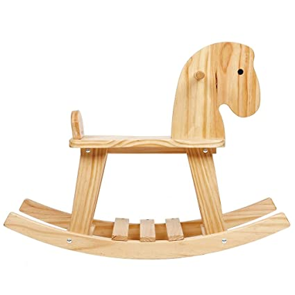 Amazon RXY Rocking Chair Trojan Horse Rocking Horse