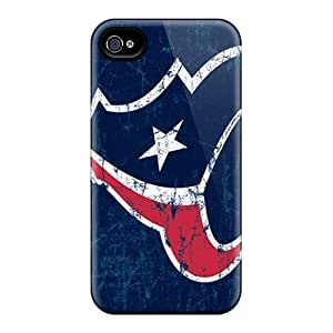 Series Skin Cases Covers For Samsung Galaxy S5 I9600/G9006/G9008(houston Texans)