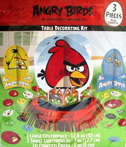 Angry Birds Centerpiece Kit 23 -