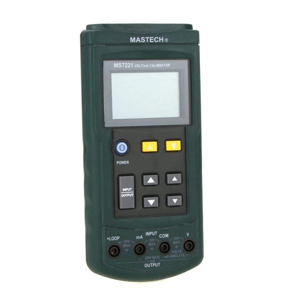 【★安心の定価販売★】 MASTECH MS7221電圧電流キャリブレータDC電流ループ/ MASTECH DC電圧テスタ B07MGGS7ZN, グッティー:a4f81f43 --- a0267596.xsph.ru