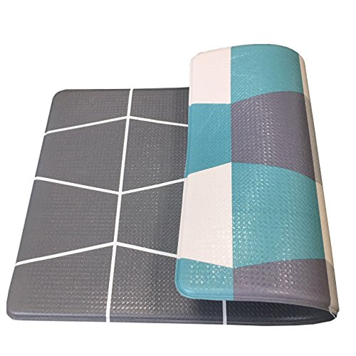 Art3d Premium Reversible Cushion Kitchen Mat Anti Fatigue Ki
