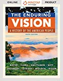 Software : MindTap History for Boyer/Clark/Halttunen/Kett/Salisbury/Sitkoff/Woloch/Rieser's The Enduring Vision: A History of the American People, 9th Edition