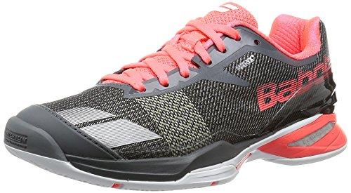 Babolat Women`s Jet Alle Tennisschoenen Grijs En Roze - (31s16630-206s16)
