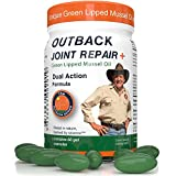 Outback Joint Repair Supplement with Green Lipped Mussel Oil, 60 Capsules