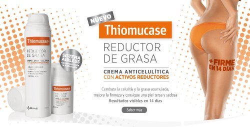 Amazon.com : Pack Thiomucase Crema Anticelulitica 200ml+50ml Total 250ml From Spain : Beauty