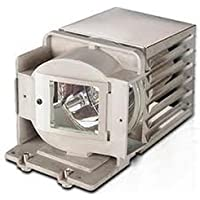 Mogobe SP-LAMP-070 Compatible Projector Lamp with Housing for INFOCUS IN122 IN124 IN125 IN126 IN2124 IN2126