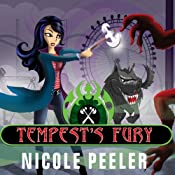 Tempest's Fury: Jane True Series # 5 | Nicole Peeler