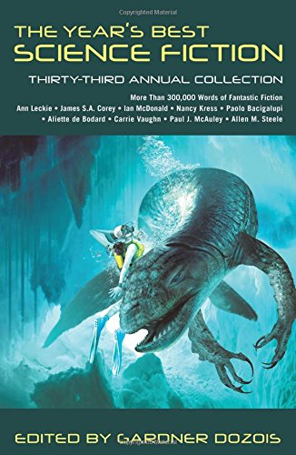 Download The Year's Best Science Fiction: Thirty-Third Annual Collection ebook