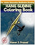 HANG GLIDING Coloring book for Adults...