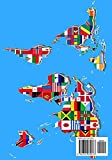 All countries, capitals and flags of the world