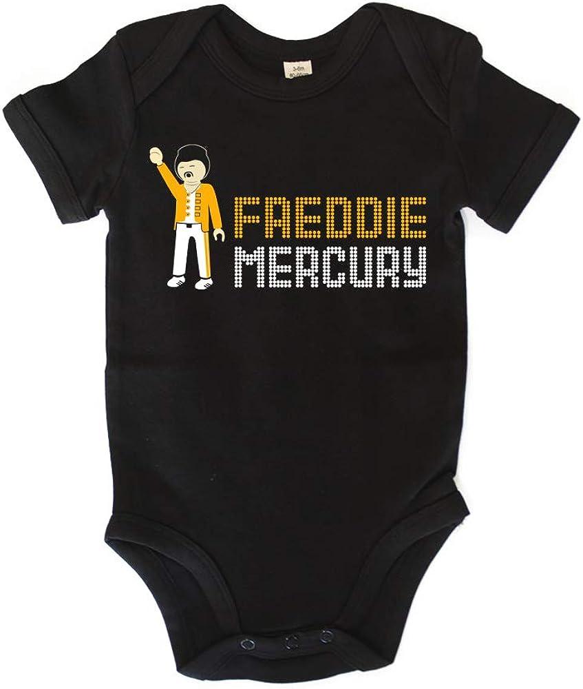 GAMBA TARONJA Freddie Click - Bodie - Body - Freddie Mercury - Queen