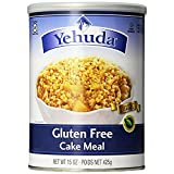 Yehuda Matzoh Gluten Free Cake Meal, 15 Ounce
