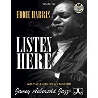 Jamey Aebersold Jazz -- Eddie Harris -- Listen Here, Vol 127: Book & 2 CDs