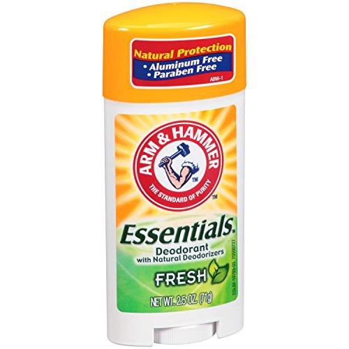 Arm & Hammer Essentials Deodorant, Fresh, 2.5 Oz TEJ