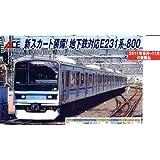 マイクロエース Nゲージ E231系800番台 東西線 改良品 基本6両セット A8460 鉄道模型 電車