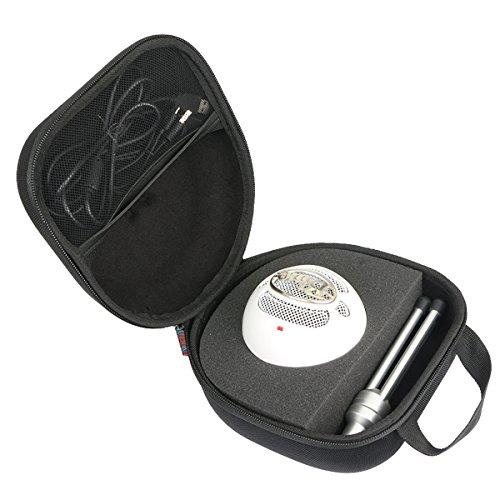 For Blue Snowball iCE Condenser Microphone, Cardioid Hard Case by Khanka by Khanka