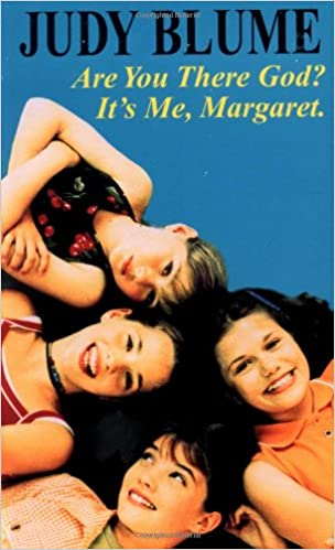 are you there god it's me margaret book cover