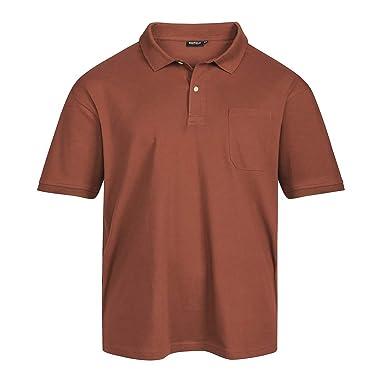 am besten verkaufen Spielraum billig zu verkaufen Redfield Piqué Poloshirt XXL rostorange Brusttasche, XL ...