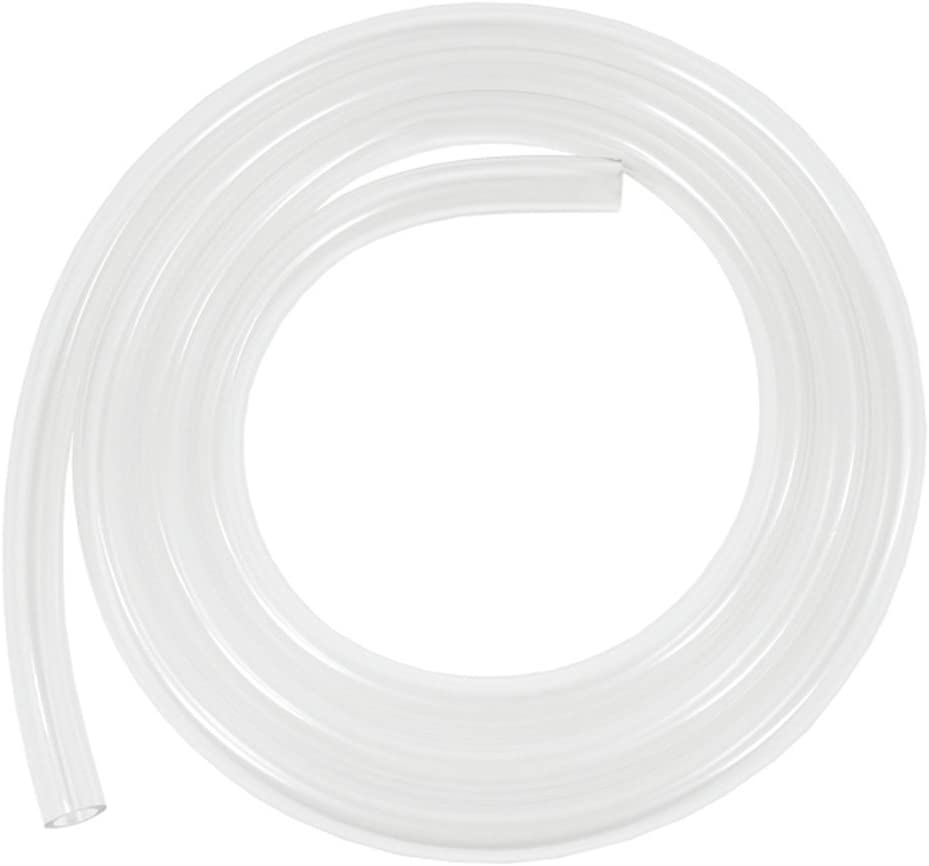 "XSPC FLX Tubing 1/2"" ID, 3/4"" OD, 2 Meters Length, Clear"