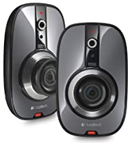 Logitech 961-000391 Alert 750N Indoor Security Master System and Add-On Camera (Gray)