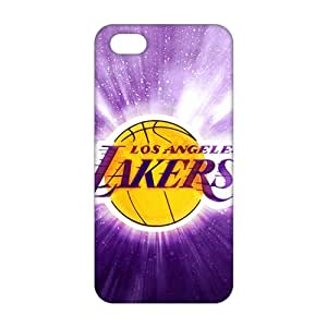KJHI Los Angeles Lakers 3D Phone Case for iPhone 5s