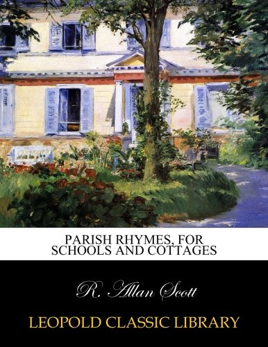 Download Parish rhymes, for schools and cottages ebook