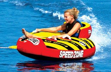 SportsStuff Speedzone 1 Towable Ski Tube