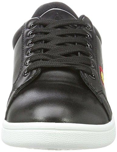 90001 Black Nero Donna Hailys Rosi Sneaker SN vWYnX