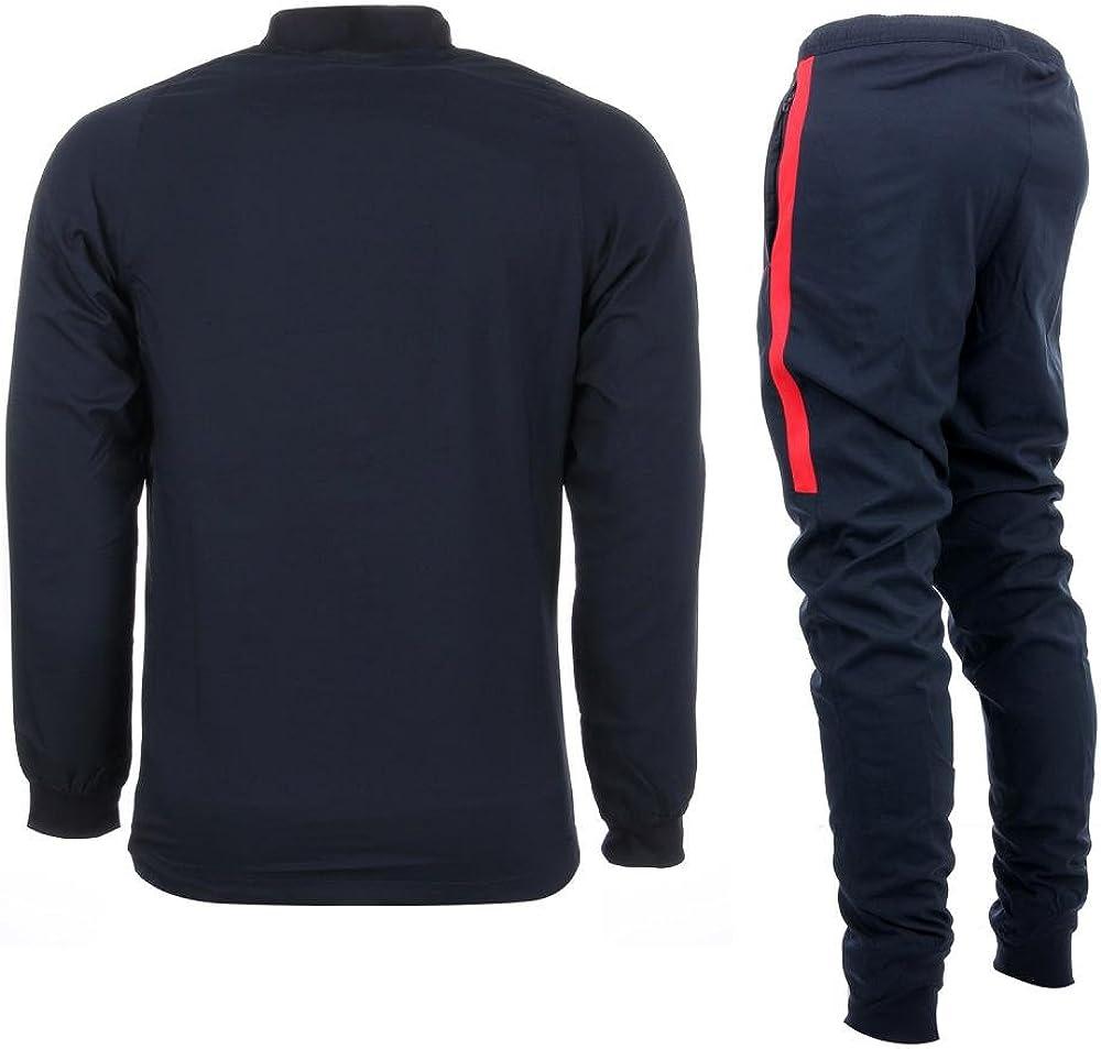 Nike PSG Y NK Dry TRK Suit SQD K - Chándal Paris Saint Germain ...