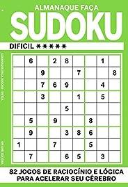 Almanaque Faça Sudoku Difícil