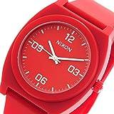 ニクソン NIXON 腕時計 メンズ レディース A12483008 タイムテラー TIME TELLER クォーツ レッド 腕時計 海外インポート品 ニクソン mirai1-561401-ak [並行輸入品] [簡易パッケージ品]