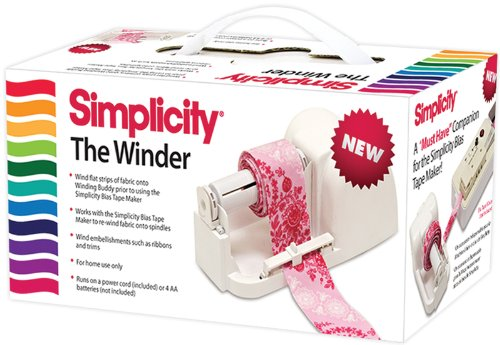 Simplicity ''The Winder'' Machine- 1 pcs sku# 649404MA by Wright's