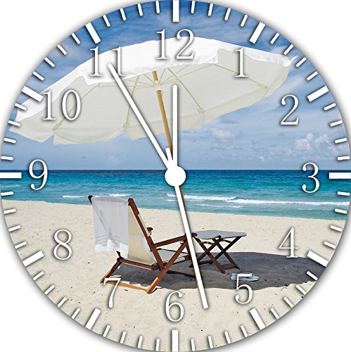 51SGnjY1ekL The Best Beach Wall Clocks You Can Buy